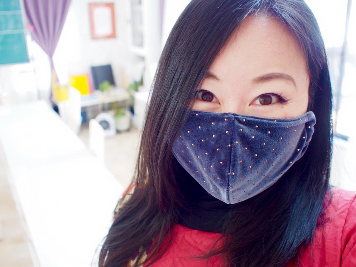 インナーマスクin布マスク