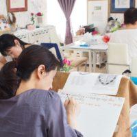 カリグラフィー教室モジアカデミア